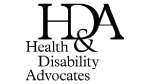 health & disability advocates